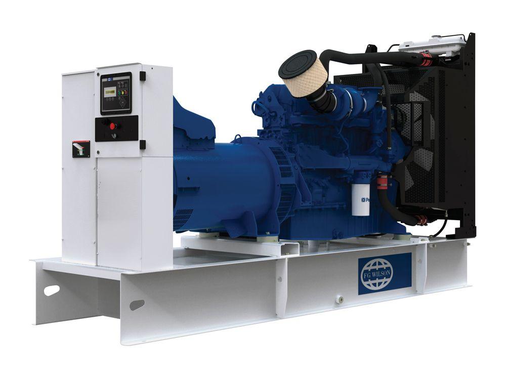 Conjunto FG Wilson P563 Generador