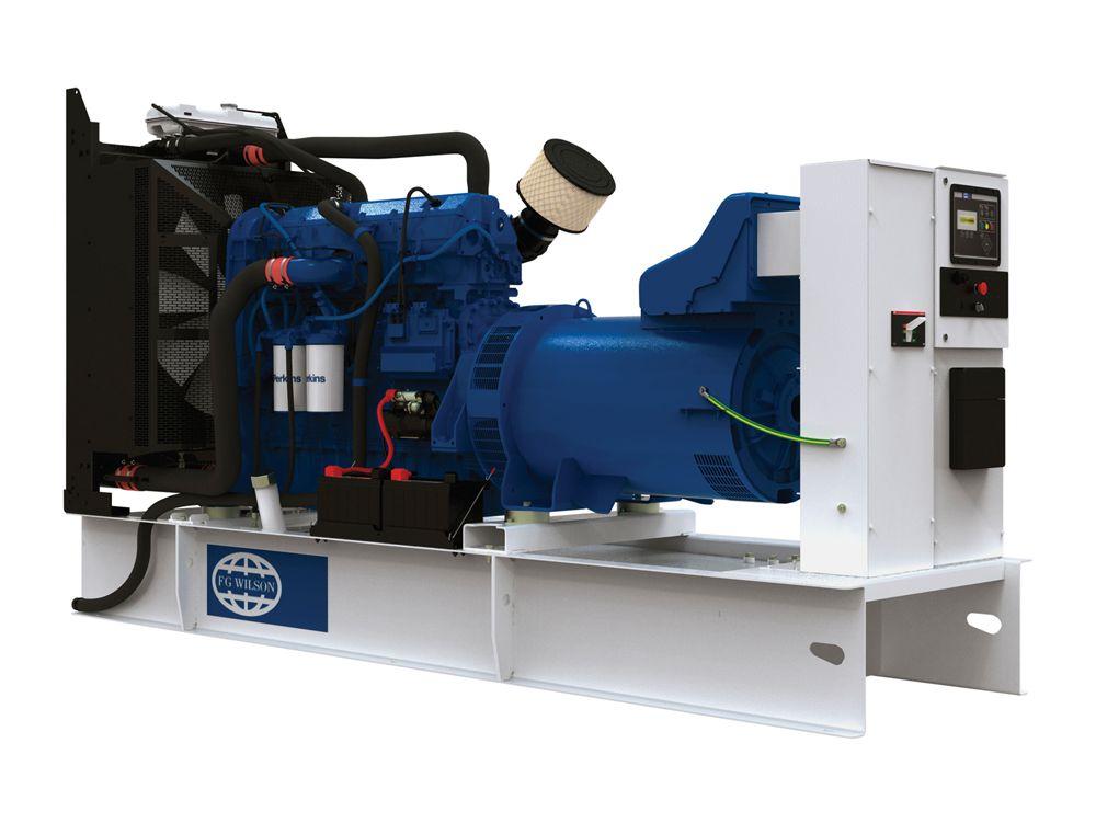 2206 P350 generator set