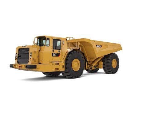 AD45B - Underground Mining Trucks