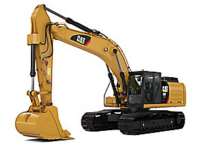 336F XE Large Hydraulic Excavator