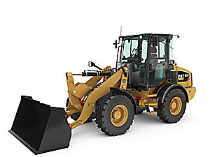 907M Compact Wheel Loader