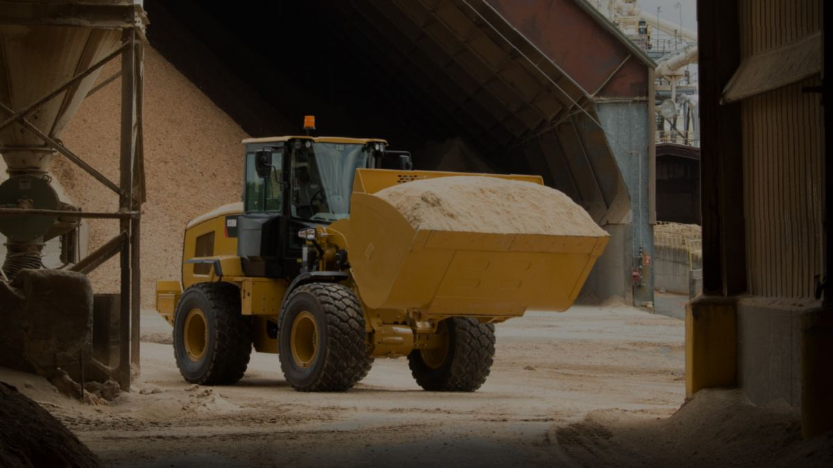 Cat 926M, 930M and 938M Small Wheel Loaders At Work