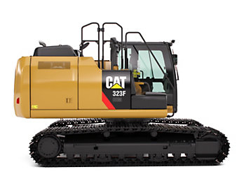 Frontless Hydraulic Excavators