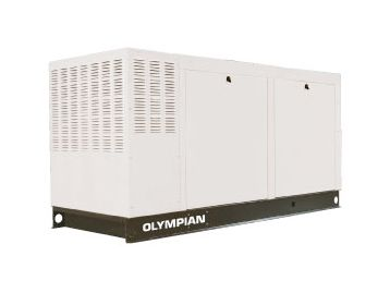 Olympian Gas Generator Set
