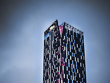 The Solo Sokos Hotel Torni in Tampere photograph