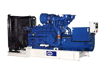 FG Wilson P1500 generator set photograph