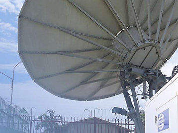 FG Wilson Communications Mast or tower image
