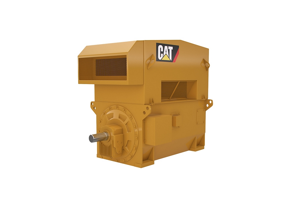 New Cn5086 Electric Motor For Sale Whayne Cat