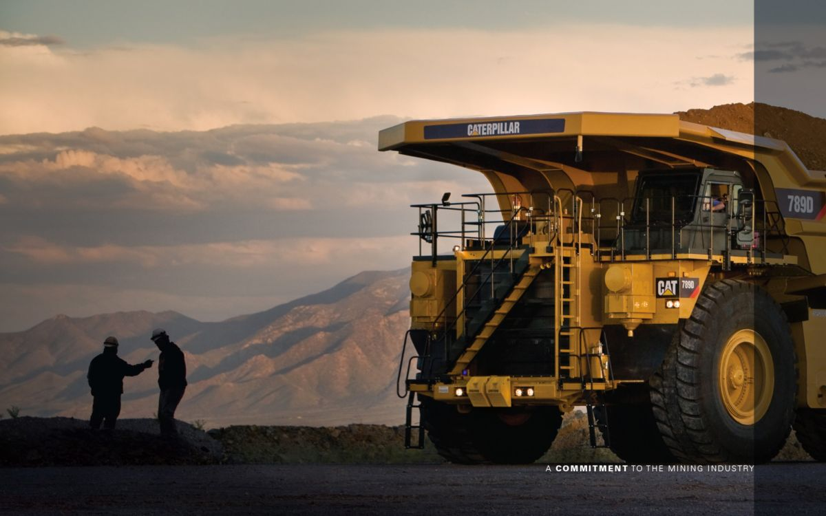 Caterpillar Equipment Wallpapers Group (55 )