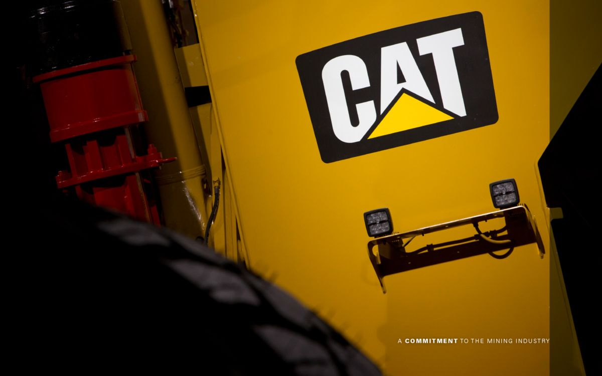 Caterpillar Equipment Wallpapers - Wallpaper Cave