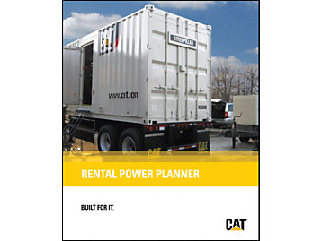 Rental Power Planner