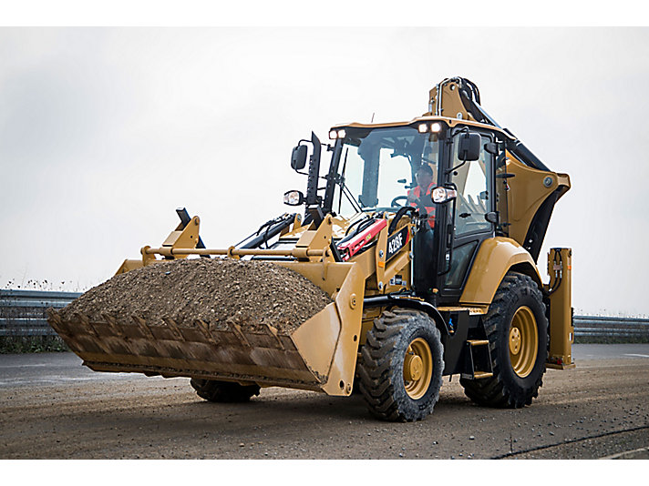 Cat  Backhoe Specs