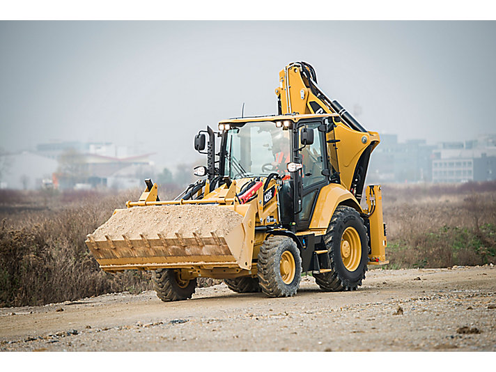 428F2 Backhoe Loader