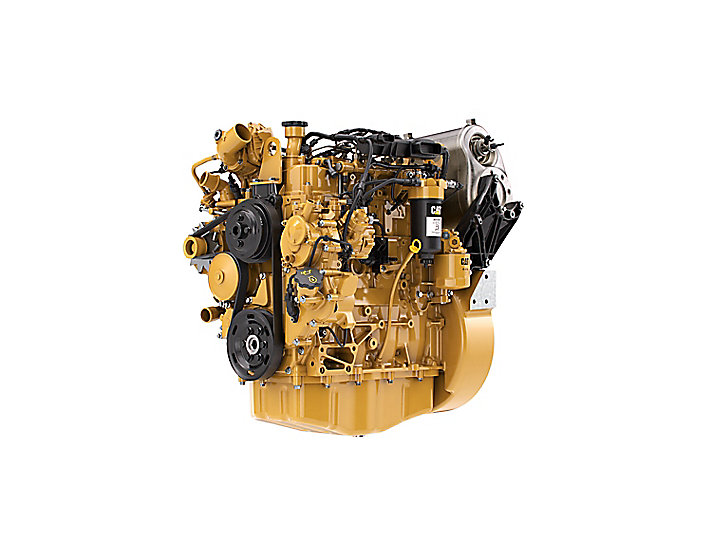 C3.4B Tier 4 柴油发动机 - 严格管制