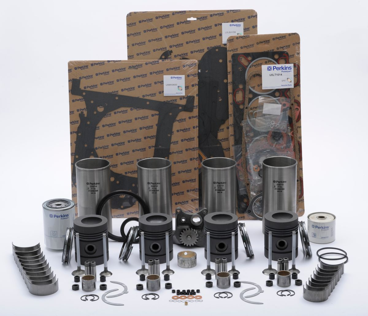 Overhaul kits: the complete package