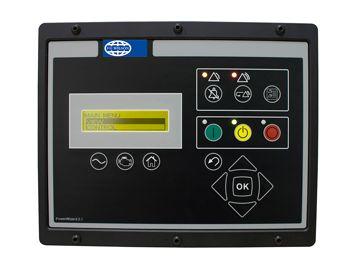 发电机组控制系统