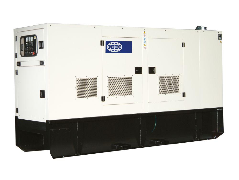 Rental XD100P1 generator set