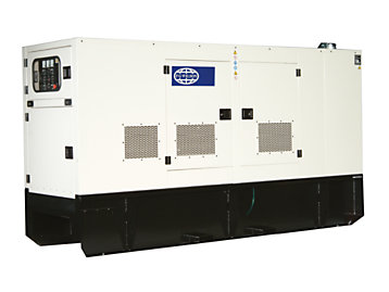 Rental XD100P1 generator set