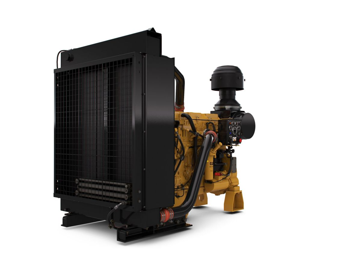 C11 ACERT™ LRC Industrial Power Unit Diesel Power Units - Lesser Regulated & Non-Regulated