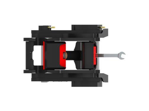 Mechanical - Dual Lock Pin Grabber Couplers