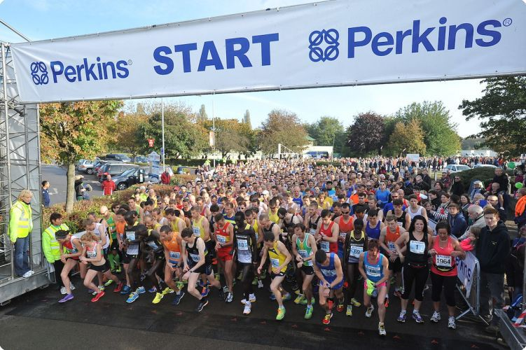 Just 50 days to go until the Perkins Great Eastern Run 2015
