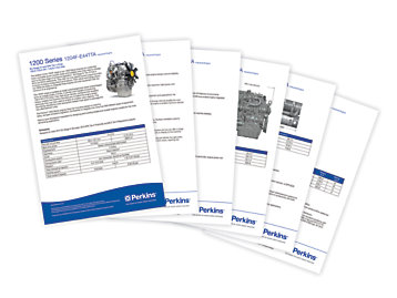 Brochures and data sheets
