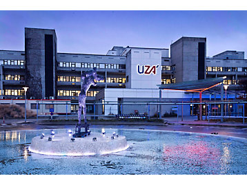Emergency power system to maintain supply at UZA Antwerp hosptial