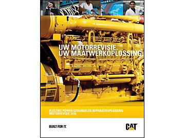 Brochure voor gebundelde reparatieoplossing 3516