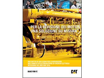Brochure dei pacchetti di riparazione 3516