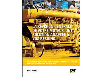 Brochure Réparation 3516