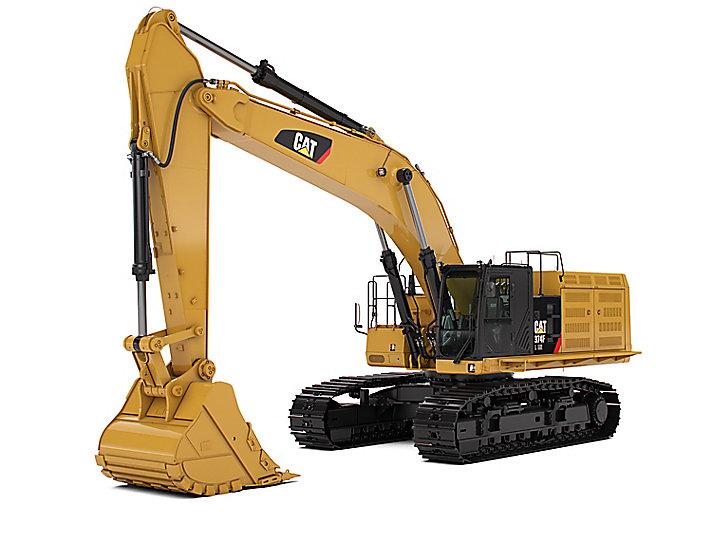 Escavadeira Hidráulica Grande 374F L
