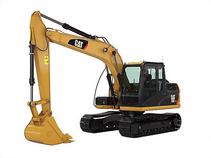 Excavadora Hidráulica Pequeña 312D2 GC
