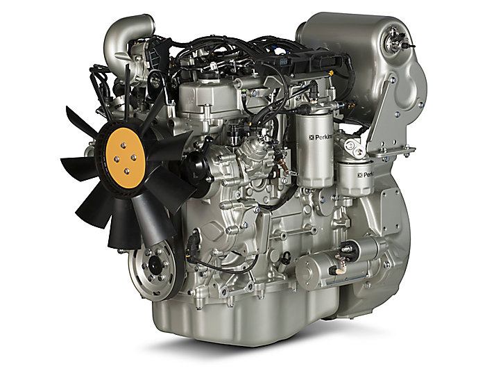 854F-E34TA Industrial Diesel Engine