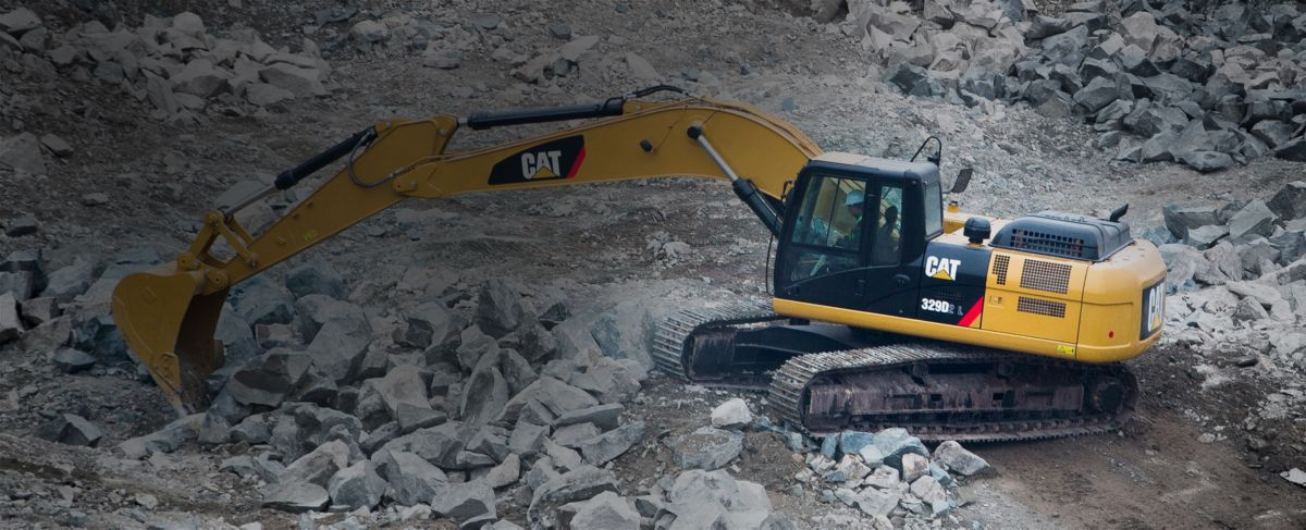 The Cat® 329D2 L: Now Get Even More from Your Excavator
