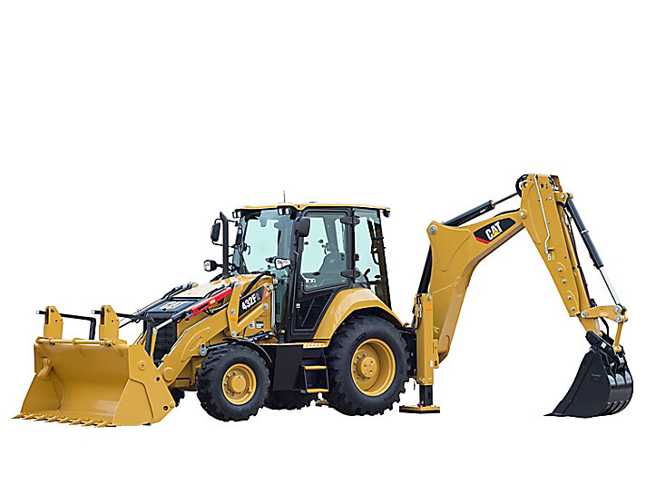 Backhoe Loader 432F2