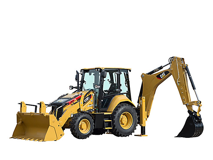 428 Backhoe Loader
