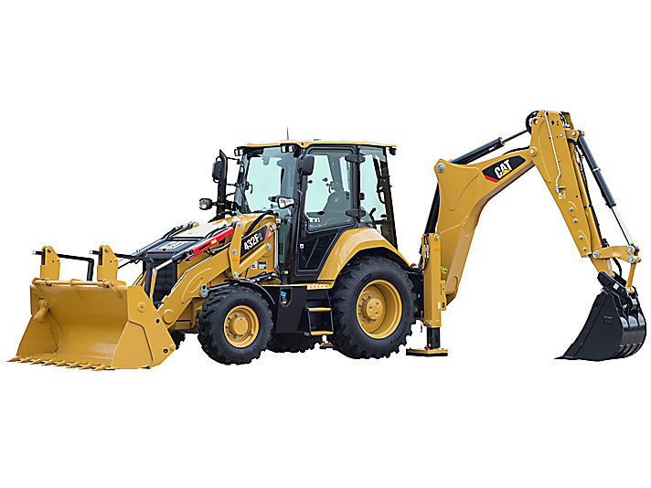 432F2 Backhoe Loader