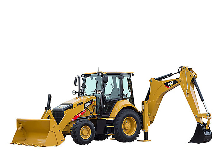 Backhoe Loader 422F2