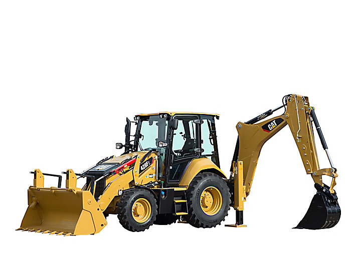 Backhoe Loader 428F2