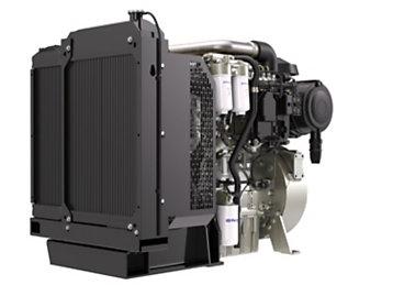 1104D-E44TA Industrial Open Power Unit