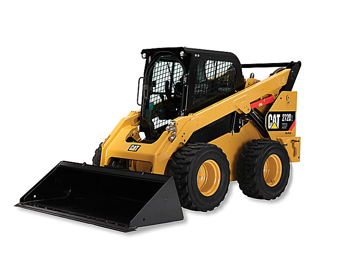 272D2 XHP Skid Steer Loader