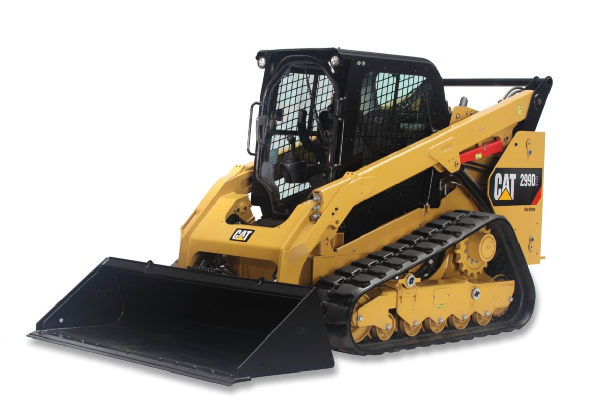 New Caterpillar Compact Track Loaders Mustang Cat
