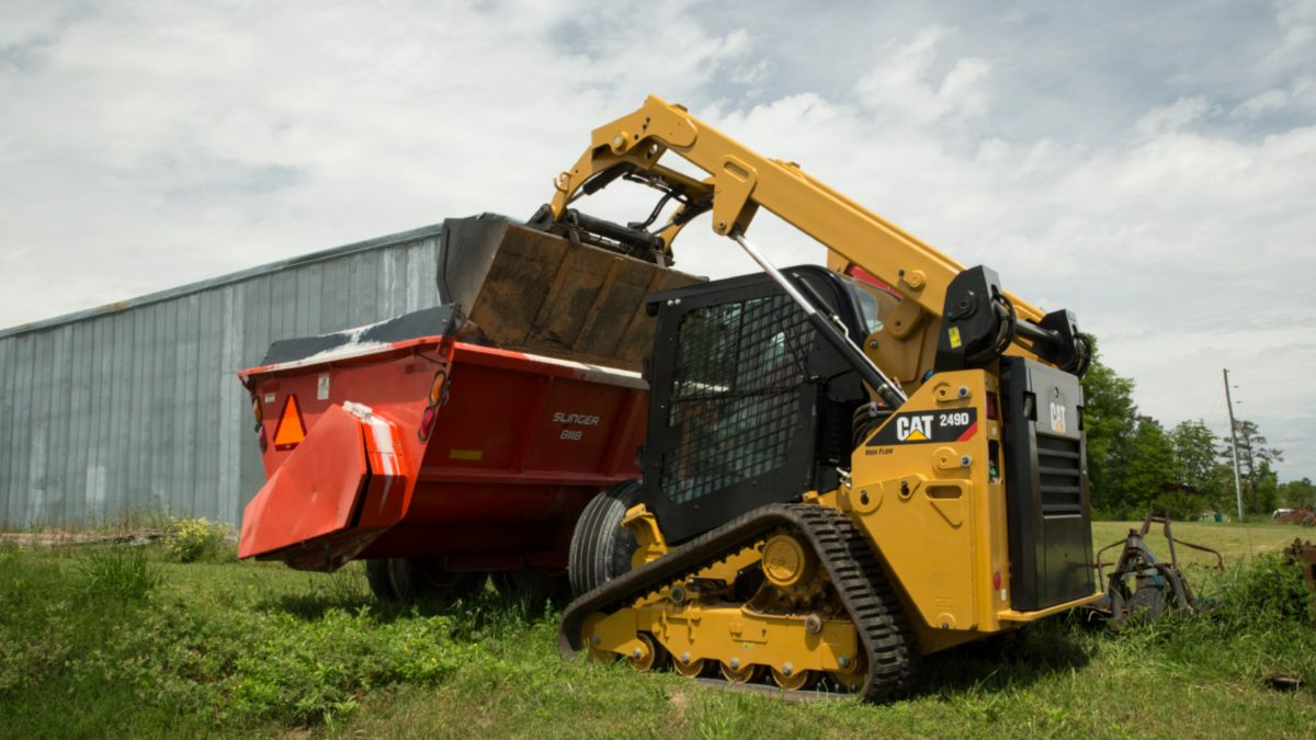 Go Further With Cat Loaders