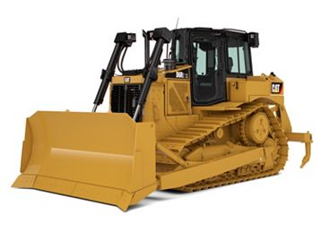 D6R2 (China Nonroad II/… - Medium Dozers