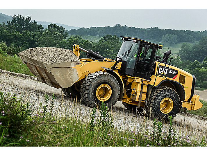972M Medium Wheel Loader