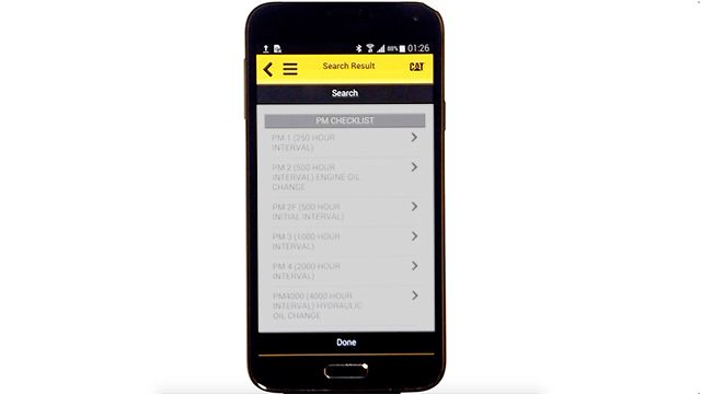Machine Inspection Reporting App in 8 Languages