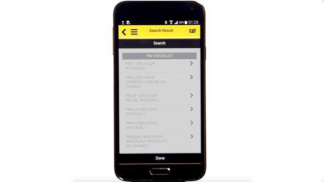 App für die Maschineninspektion und Berichtserstellung in 8 Sprachen