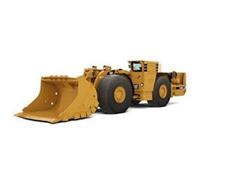 Cargador para Minería Subterránea de Carga, Acarreo y Descarga (LHD) R1700G