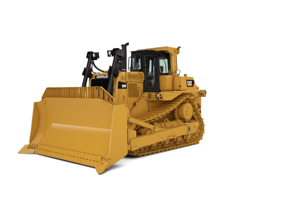 Cat D9R Dozer for Sale & Rent