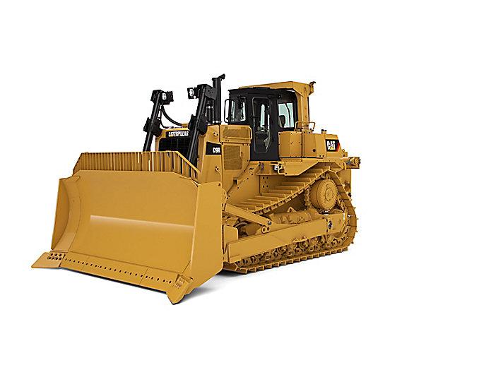 Gros tracteur D9R